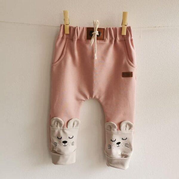 Baby/Kinder Hose rosa